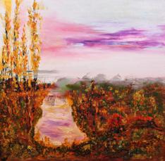 Картины Фен Шуй, художник Т.Афинская