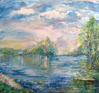 Картины Фен Шуй, художник Т. Афинская